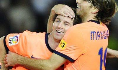 Maxwell a beaucoup d'idoles mais place Messi au-dessus d'Ibrahimovic, qui est d'accord