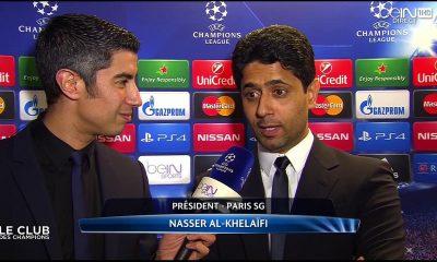 """PSG/Chelsea - Nasser Al-Khelaïfi : """"On va aller à Londres pour gagner ce match"""""""