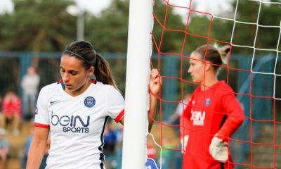 Féminines - Le PSG obtient miraculeusement le nul face aux Lyonnaises