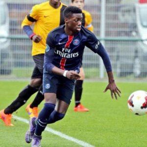 Timothy Weah permet aux U17 parisiens de se hisser en finale du Championnat de France