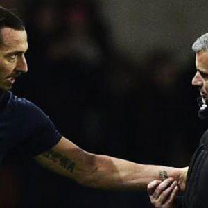 Zlatan Ibrahimovic annoncé comme buteur et entraîneur adjoint à Manchester United par Aftonbladet