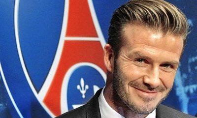 Chelsea / PSG - La famille Beckham priée de se calmer après un but parisien