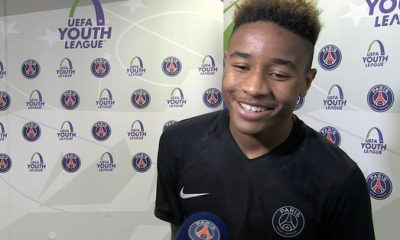 Le PSG se qualifie pour le demi-finale de Youth League, Nkunku réagit à la victoire et son but