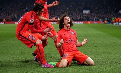 """Chelsea / PSG - David Luiz, l'an dernier """"je n'ai pas pu contrôler mes émotions"""""""