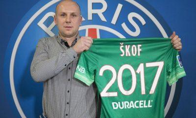 Hand- Aperçu de la carrière jusqu'ici de Gorazd Skof, qui rejoint les rangs du PSG