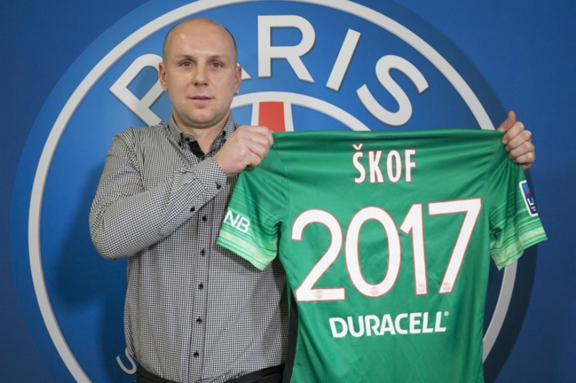 Hand- Gorazd Skof rejoint les rangs du Paris Saint-Germain
