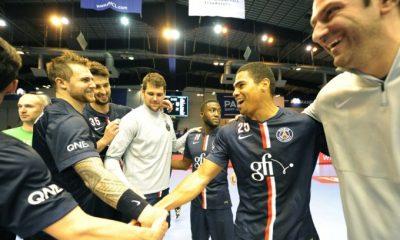 Hand - Le PSG affrontera le RK Zagreb en 1/4 de Ligue des Champions