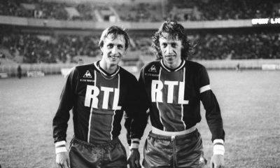 Johan Cruyff, légende du football qui a joué un match au PSG, est décédé