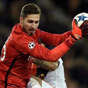 Kevin Trapp Chelsea-PSG