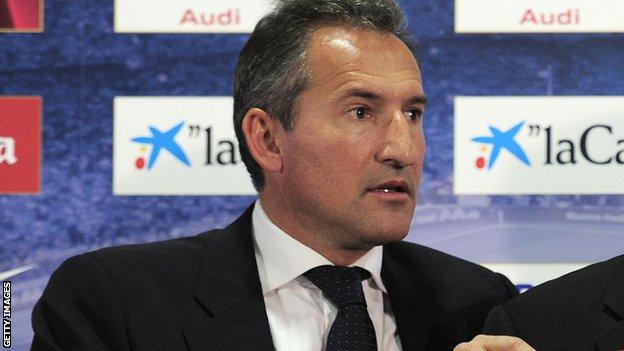 LDC - Begiristain face à l'équipe très complète du PSG nous essaierons de gagner