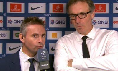 PSG/ASM - Laurent Blanc : « Difficile de se mobiliser quand vous avez atteint l'objectif»