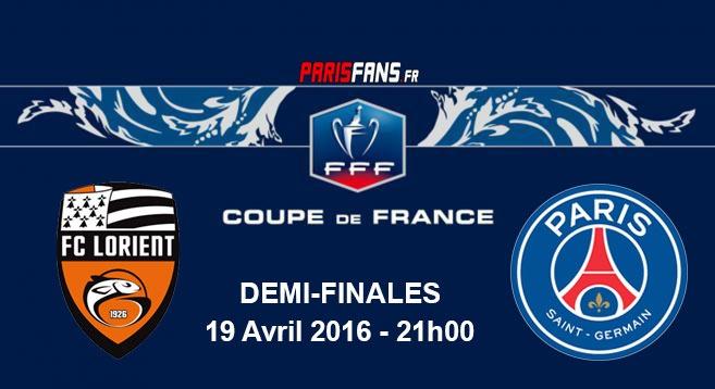 Lorient-PSG
