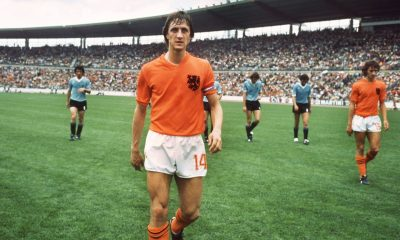 """Cruyff, le génie qui a inspiré Blanc """"Pour moi, c'était le maître"""""""