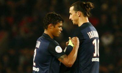 Trophée UNFP - Zlatan Ibrahimovic et Thiago Silva présélectionnés pour le mois de février