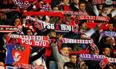 Troyes / PSG - Des supporters parisiens contrôlés par la Police