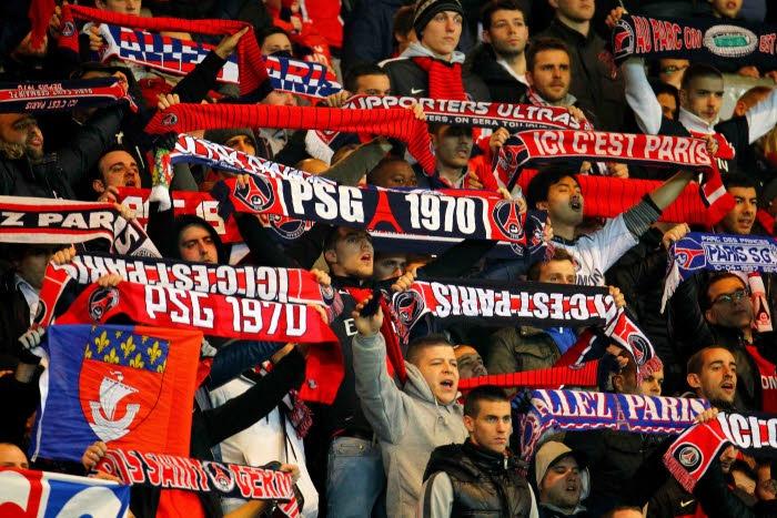 """Le PSG """"condamné à verser près de 30 000 euros à 15 de ses supporters"""" pour des billets annulés"""