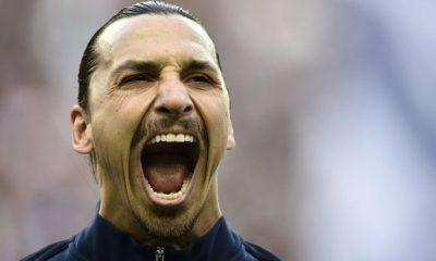 """Zlatan """"Vous pensez que je suis fini. Mais je ne fais que m'échauffer"""""""