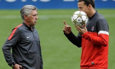 Mercato - Zlatan Ibrahimovic rejoindrait Carlo Ancelotti au Bayern cet été ?