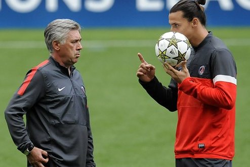 Mercato - PSG : Zlatan Ibrahimovic rejoindrait Carlo Ancelotti au Bayern cet été ?