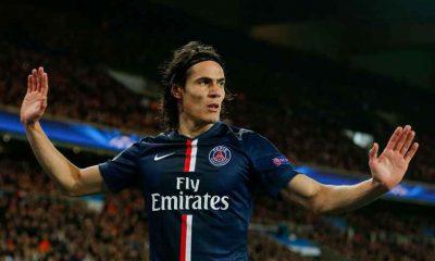 Cavani «nous sommes là pour gagner la Ligue des Champions»