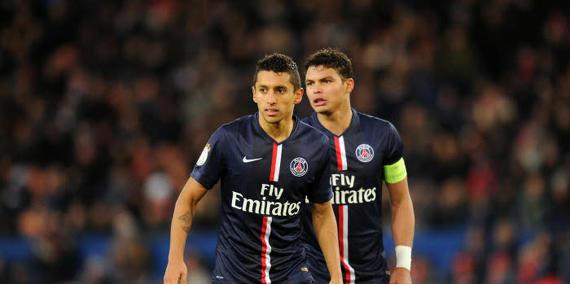 L'Equipe: Thiago Silva et Marquinhos veulent prolonger au PSG, mais il faut encore négocier