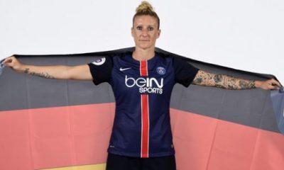Anja Mittag convoquée avec l'Allemagne
