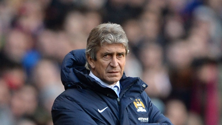 City PSG - Pellegrini annonce le retour de Touré, David Silva et Kompany incertains
