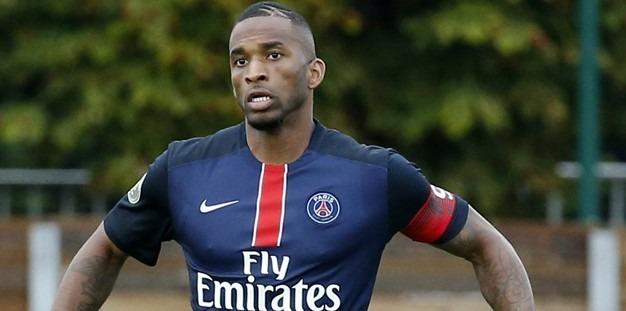 Kévin Rimane, joueur de la réserve du PSG, sélectionné avec la Guyane