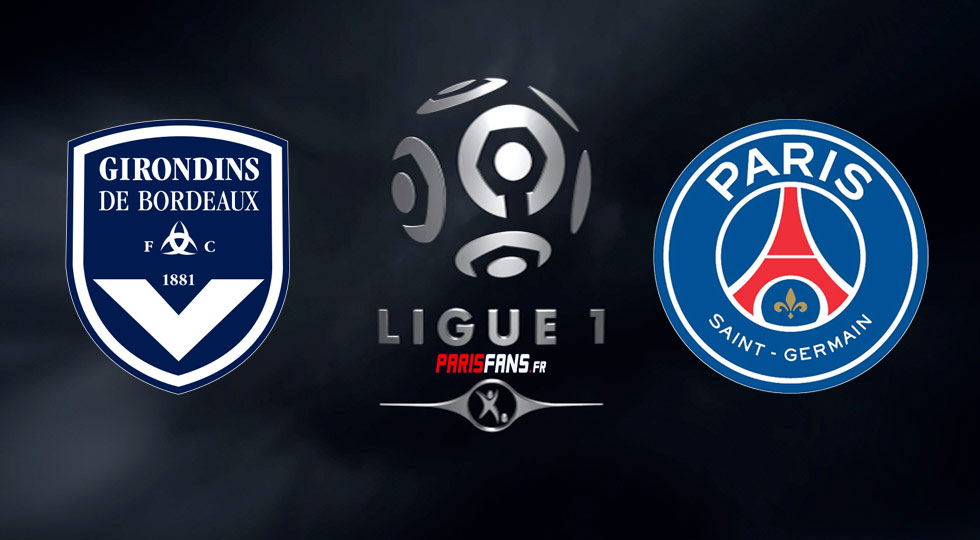Ligue1 Bordeaux-PSG