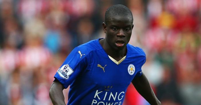 Mercato - Leicester ne compterait pas vendre N'Golo Kanté