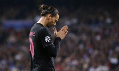 """Ibrahimovic """"je veux gagner plein d'autres trophées, où que je sois"""""""
