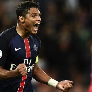 """LDC - Thiago Silva """" jouer avant de dire si c'est un bon tirage...nous avons confiance"""""""
