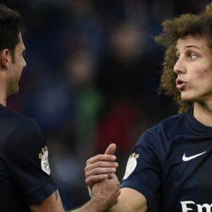 Stéphane Bitton agacé par Thiago Motta et David Luiz en sélection
