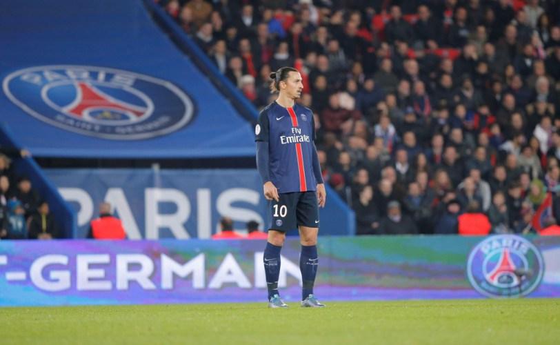 """Zlatan Ibrahimovic """"je n'ai pas encore eu de discussions avec les dirigeants"""""""