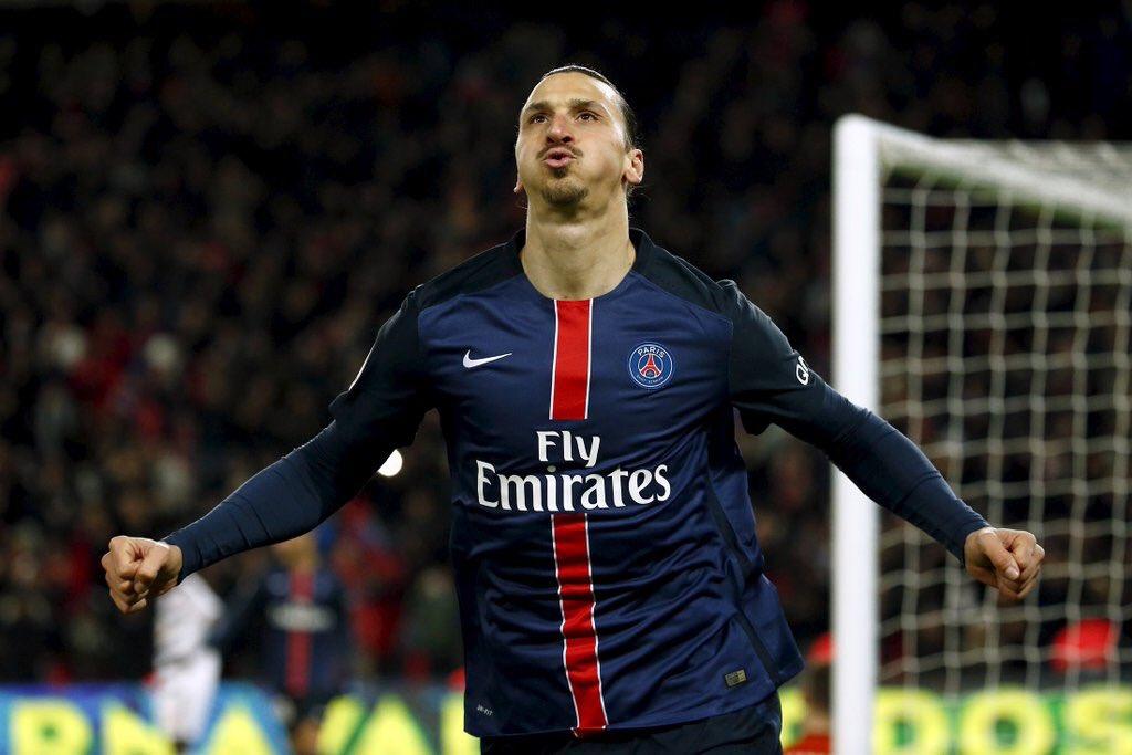 """Zlatan Ibrahimovic """"Mon dernier match au Parc des Princes"""""""