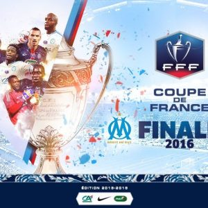finale coupe de france PSG/OM