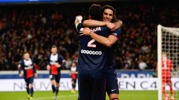 Deux joueurs du PSG dans l'équipe-type de la 37e journée de Ligue 1