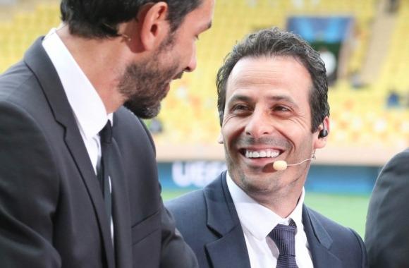"""Giuly: """"Quelqu'un de costaud"""" pour """"passer derrière Zlatan"""""""