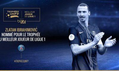"""Ibrahimovic, le trophée UNFP """"C'est une preuve de domination durant mes années en France"""""""