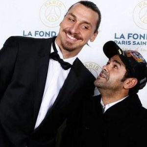 Jamel Debbouze aucun comédien ne peut se vanter de faire ce que Zlatan fait