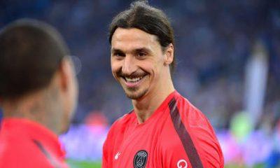 """Ibrahimovic """"ça m'amuse à chaque fois de voir où vous m'annoncez"""" et ce ne sera pas Malmö"""