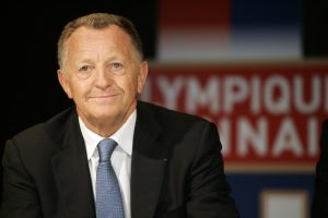 "LDC - Jean-Michel Aulas félicite Monaco et le PSG ""Le Football français is back en Europe!"""