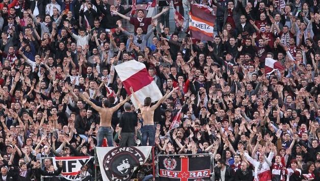 Ligue 2 - Nancy, Dijon et Metz, avec un scénario fou, promus en Ligue 1 pour la saison 2016 2017