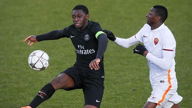 Mamadou Doucouré a officiellement signé à Mönchengladbach