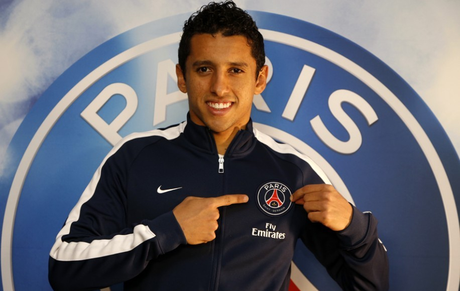 "Mercato - Marquinhos ""restera sûrement à Paris"" selon un de ses agents"