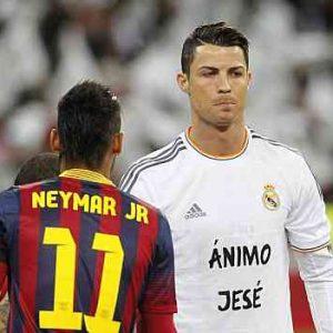 Neymar + Crisiano Ronaldo