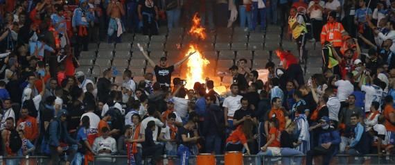 OM/PSG - Des incidents et interpellations aux abords du stade Vélodrome