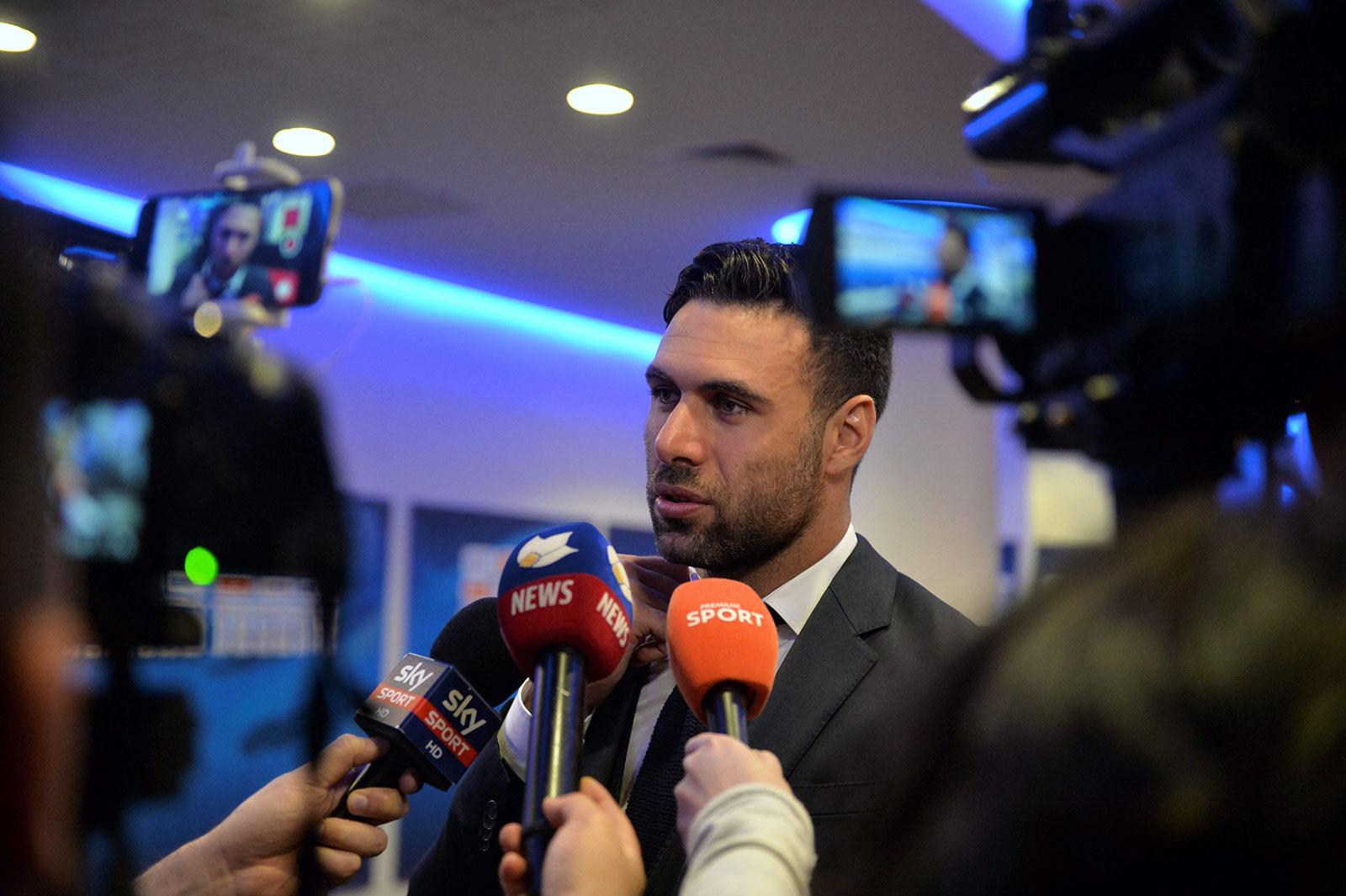 PSG: Sirigu Euro 2016