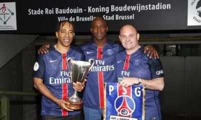 Patrice Loko, Vincent Guérin et Oumar Dieng reviennent sur leur épopée en Coupe des Vainqueurs de Coupe