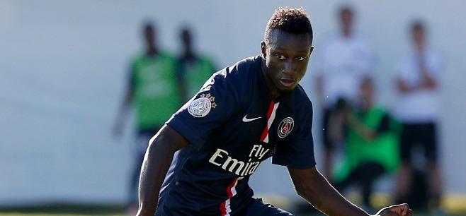 """Sabaly """"a prolongé son contrat"""" et est prêté sans option d'achat à Bordeaux, selon L'Equipe"""